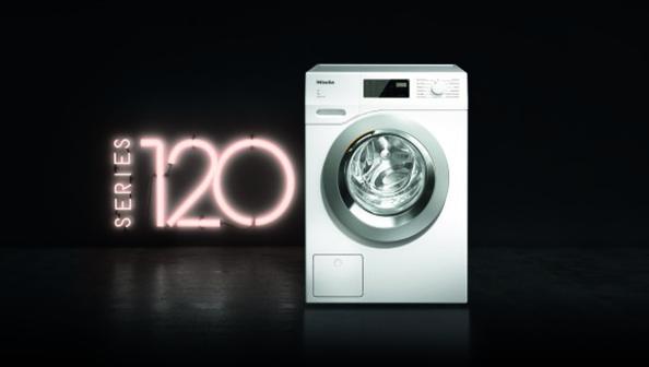 Miele Series 120 | Waschmaschinen